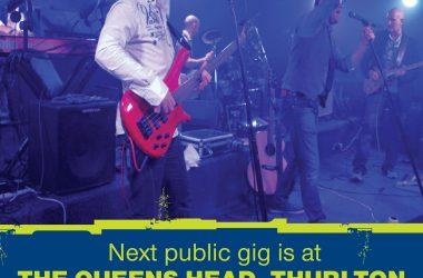 Queens head thurlton - wapscallions public gig